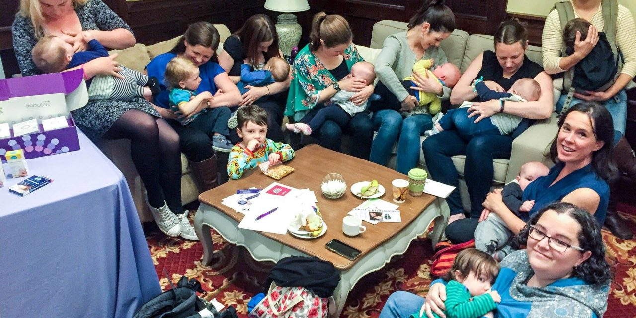 Breastfeeding Tips: By Mums, For Mums…
