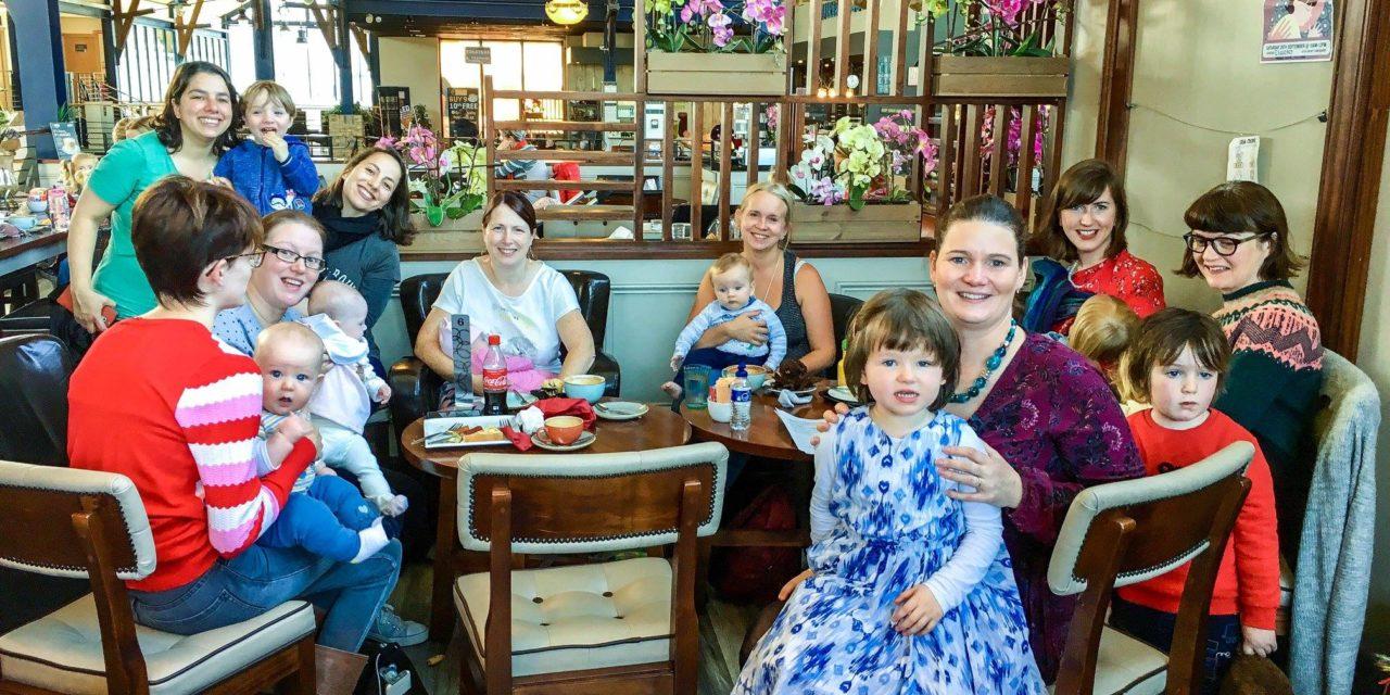 Ireland's eight annual Quintessence Breastfeeding Challenge