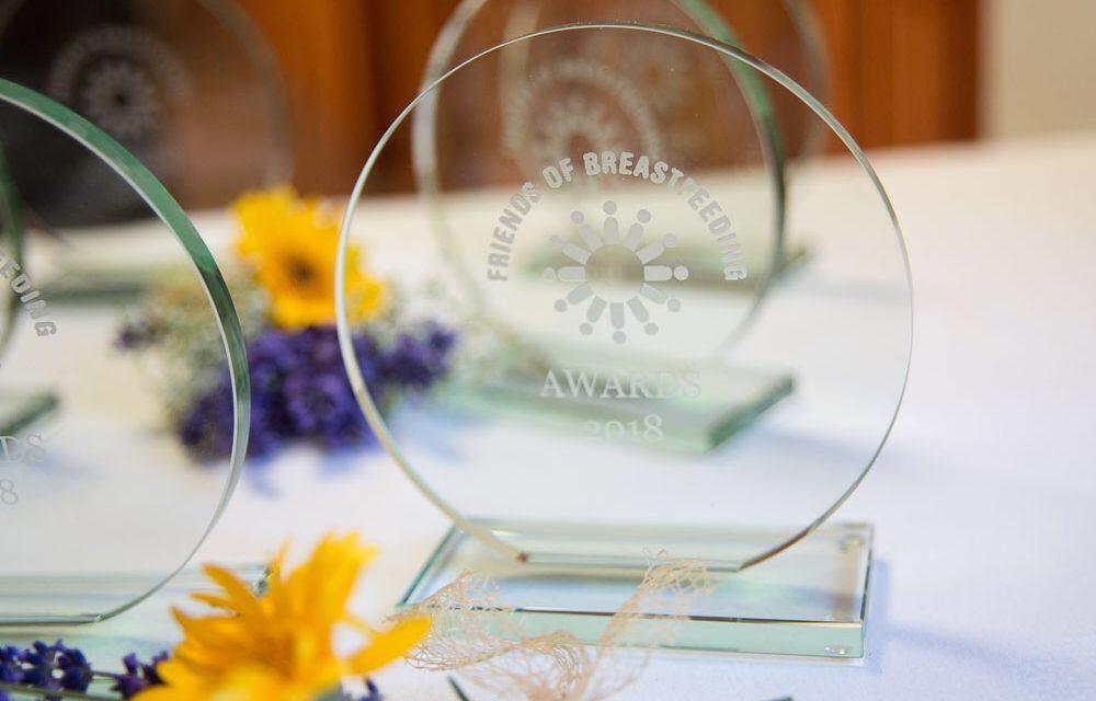 The Friends of Breastfeeding Awards